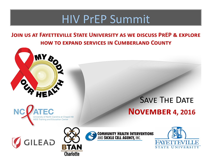 PrEP-Summit-Announcement-Fayetteville-State-Nov-4-2016